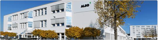 ALSO-Niederlassung in Deutschland