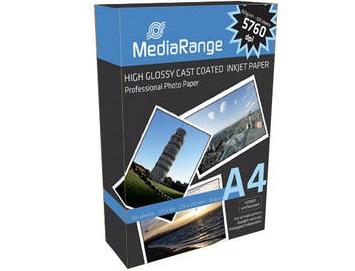 Das MRINK105 Fotopapier (100 x glänzend, 160g) kostet 6,99.