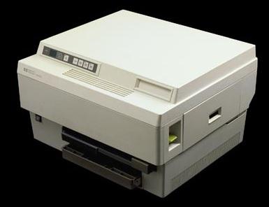Der Ur-LaserJet von HP