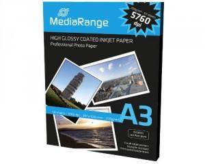 Das A3-Fotopapier von MediaRange