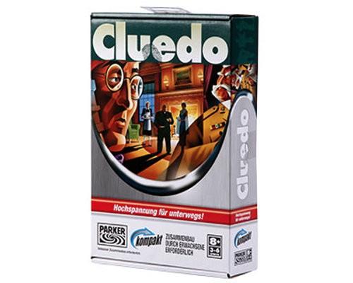 Cluedo kompakt für 3,99