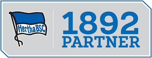 TONERDUMPING ist offizieller 1892-Partner von Hertha BSC.