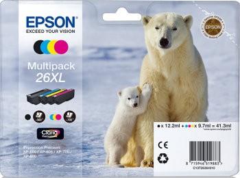 Die Eisbären-Tinte passt auch für die neue Expression-Premium-Serie.
