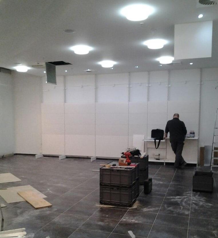 Tolle Baufortschritte in Dresden. Noch 11 Tage bis zur Eröffnung!