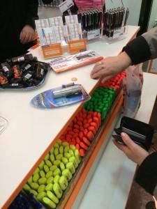 3,99 € kostet diese LED-Taschenlampe - und das ist nur eines von vielen tollen Highlights im neuen TONERDUMPING-Shop im Elbepark.