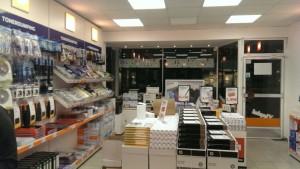 Alles ist vorbereitet: Bei TONERDUMPING in Hamburg gibt es ein breites Sortiment von Tinte, Toner, Bürobedarf und Elektronikzubehör.