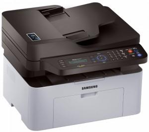 der Samsung SL-2070FW. Ein kompaktes 4-in-1 Gerät.