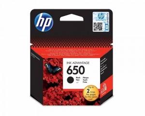 Die HP 650 Druckerpatrone kostet nur 9,99 Euro und druckt 360 Seiten.