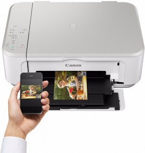 Canon PIXMA MG3650 - perfektioniert für mobiles Drucken