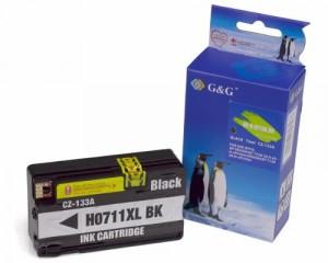 Die H0711XLBK von G&G/Ninestar ersetzt die HP 711XL BK