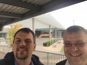 Einen ganzen Tag waren die TONERDUMPING-Chefs auf der neuen Büroartikel-Messe insights-X in Nürnberg unterwegs und sie fanden: Es hat sich gelohnt.