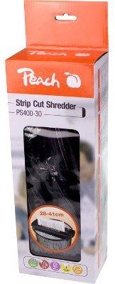 Der Peach PS400-30 Shredder
