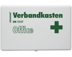 Verbandskasten nach DIN 13157