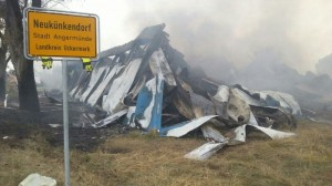 Brand bei Optex / Officepoint
