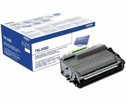 Der TN-3480 Original-Toner von Brother