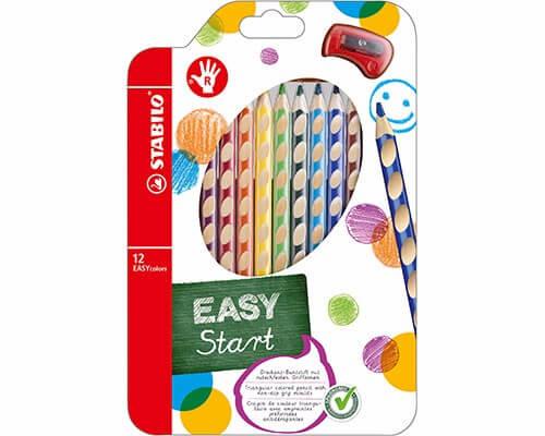Tolle Farben und ergonomisch für Linkshänder oder Rechtshänder lieferbar.