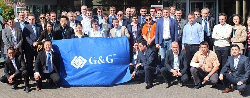 Ganz wichtig: Ein gemeinsames Gruppenfoto der Konferenzteilnehmer