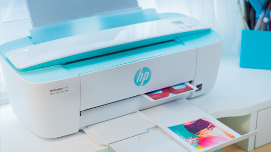 Der HP Deskjet 3700