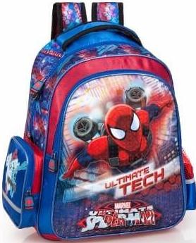 Ein toller Spiderman-Rucksack
