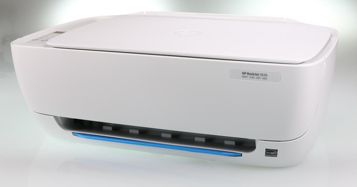 Der HP DeskJet 3636
