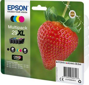 Der UVP des Erdbeeren 4er-Packs steigt von 64,99 auf 69,99 €. Bei TONERDUMPING kostet es derzeit 67,99 €.