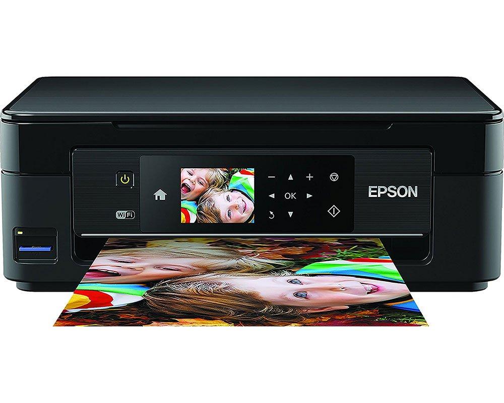 Der Epson Expression Home XP442 kostet keine 80 € benötigt aber Druckerpatronen - im Gegensatz zum ET-2600.