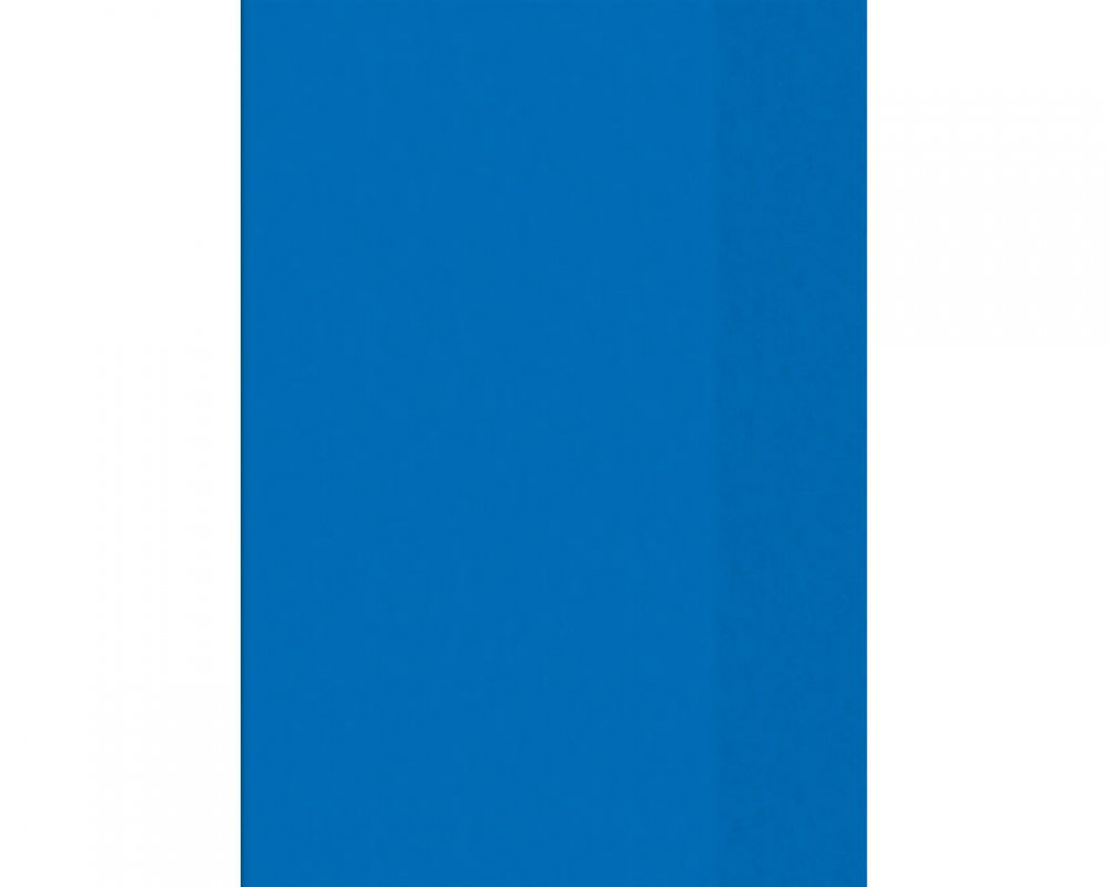 25 Heftumschläge DIN A5 transparent blau