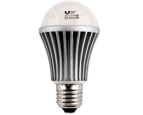 Led Lampen E27 : Led lampe e27 230v 5 jahre garantie 660 lm warmweiß 3082k 8 w