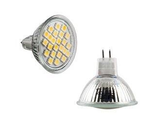 Led lampe gu5.3 12v 5 jahre garantie 370 lm warmweiß 5 w