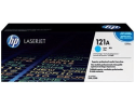 HP Original Toner 121A/ C9701A f�r HP Color LaserJet 1500/ 2500 cyan (4.000 S.)