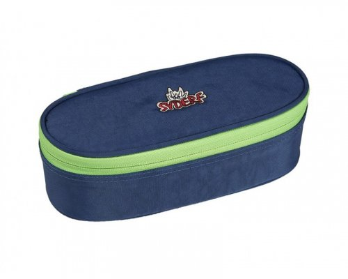 SYDERF Etui-Box: blue neon green