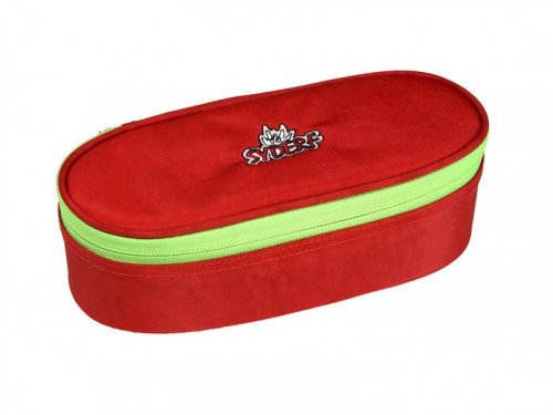 SYDERF Etui-Box: red neon green