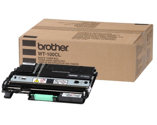 Brother Original Resttonerbeh�lter WT-100CL [modell]