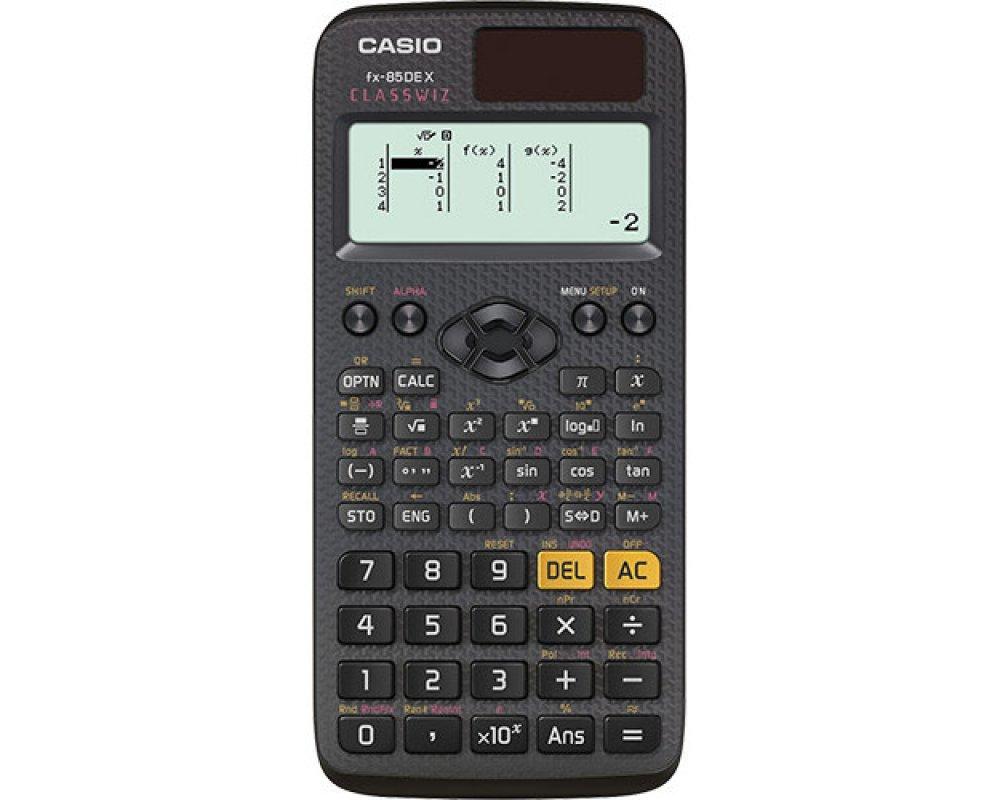 Casio FX-85DE X Schulrechner