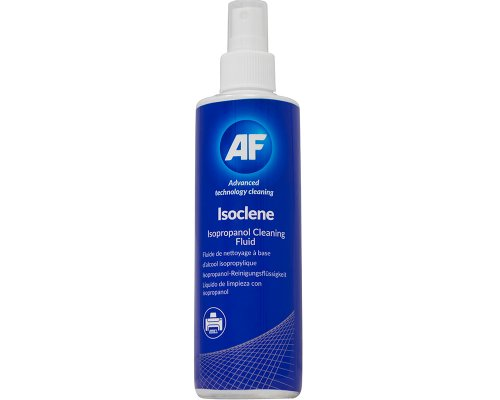 AF Isoclene 99,7% Isopropanol Alkohol in 250ml Pumpflasche