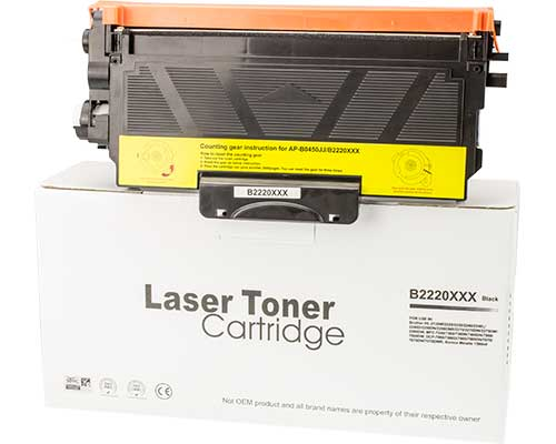 XXL-Toner Brother TN-2220 und TN-2010 kompatibel