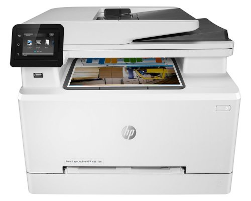 HP Color LaserJet Pro M181FW 4-in-1 Farblaserdrucker T6B71A#B19