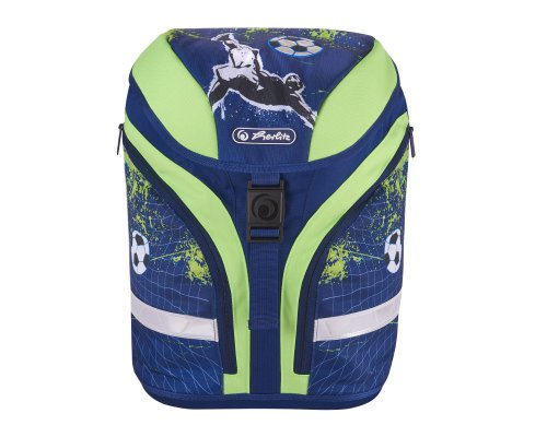 Herlitz Grundschulrucksack Motion Plus Kick it - Set
