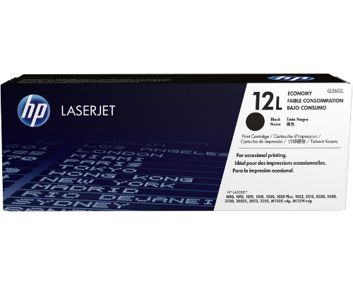 HP 12L Originaltoner (Q2612L) [modell]