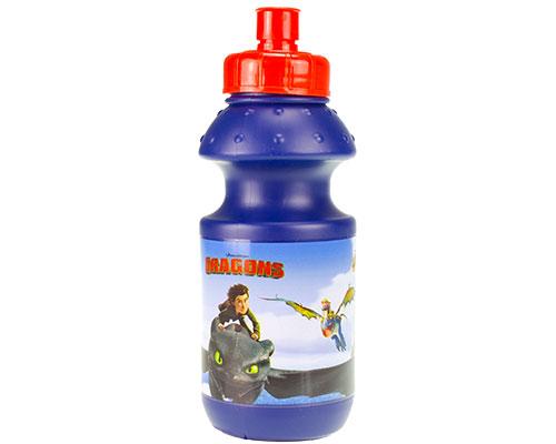 Mit einer Plastik-Trinkflasche kann man einige Gramm an Gewicht einsparen.